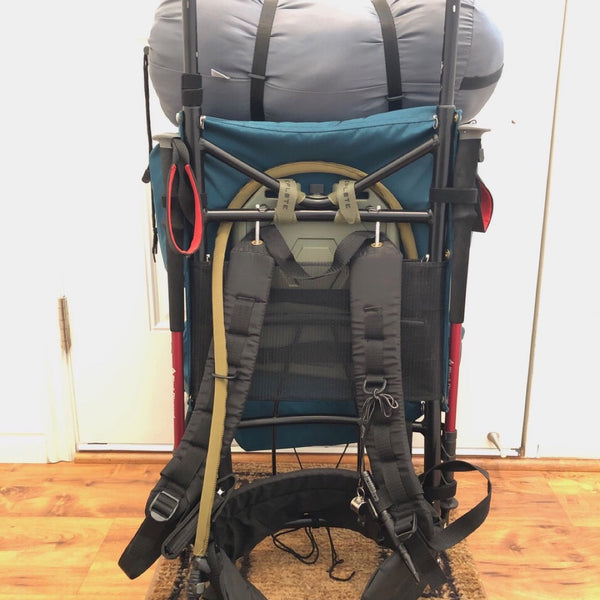Sportiva Frame Pack with IcePlate