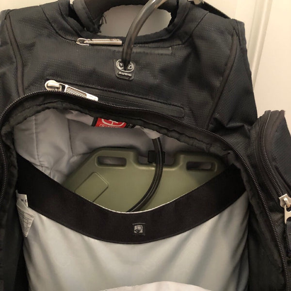 Ogio Metro with IcePlate