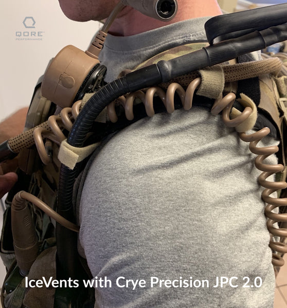 Ice Vents Crye Precision JPC 2.0 Compatibility