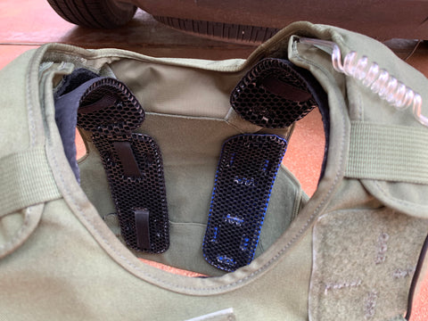 IceVents can be fitted to any plate carrier on the market