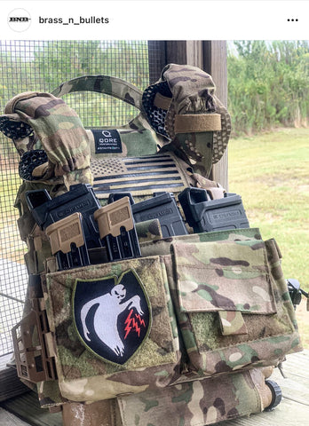 IcePlate EXO (ICE) is the best plate carrier for The Tactical Games and The Crossfit Games