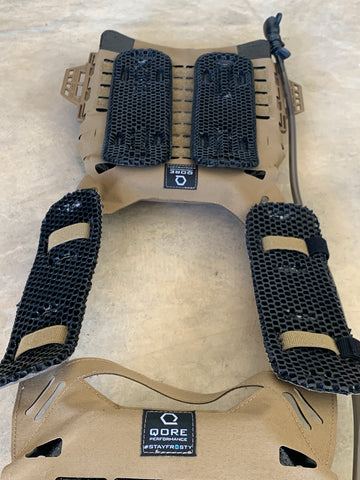 IceVents help your plate carrier breathe