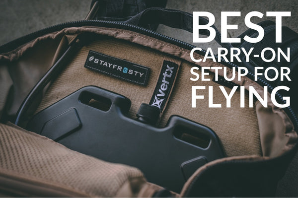 The Best Carry-On Bag Setup for airline travel, Frequent Flyers and Business Travel