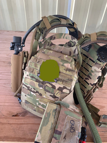 IcePlate EXO (ICE) ready for duty downrange in the middle east