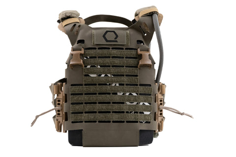 IcePlate EXO Ultralight Ventilated Armor Plate Carrier for Military, Law Enforcement, SOF