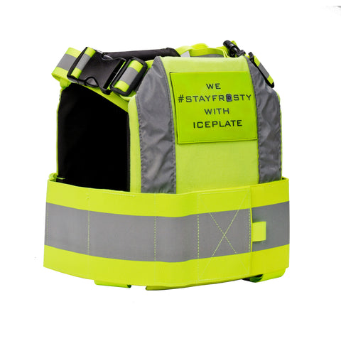 IceVest Class I Safety Vest cooling heating hydration