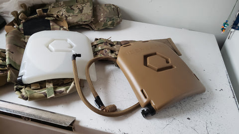 IcePlate Curve plate carrier hydration and cooling