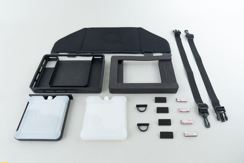 What's in the box IceCase iPad Cooling Case for iPad Mini