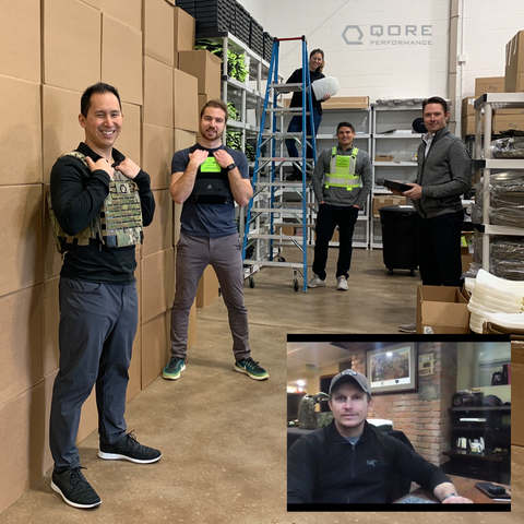 Qore Performance wins 2020 Loudoun Innovation Challenge Grant
