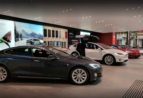 Tesla retail associates are evangelists for the brand and the vision