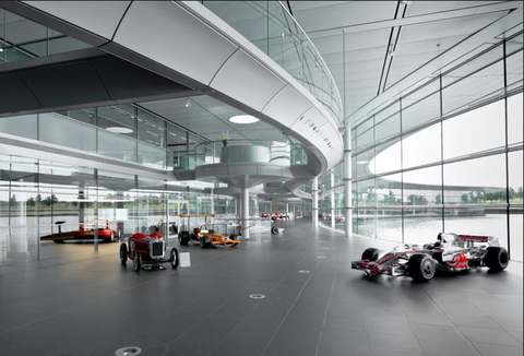 McLaren is one of the best branding companies in the world