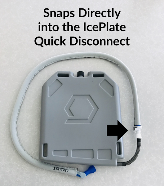 CamelBak Crux and IcePlate Quick Disconnect Compatibility