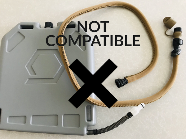 CamelBak HydroLink Replacement Tube IcePlate Compatibility
