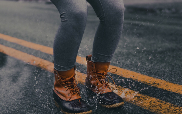 Urban Commuting - Waterproof Boots