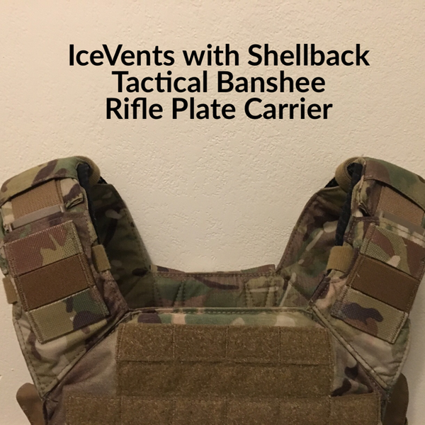 Do Icevents Work With My Plate Carrier The Icevents Plate Carrier
