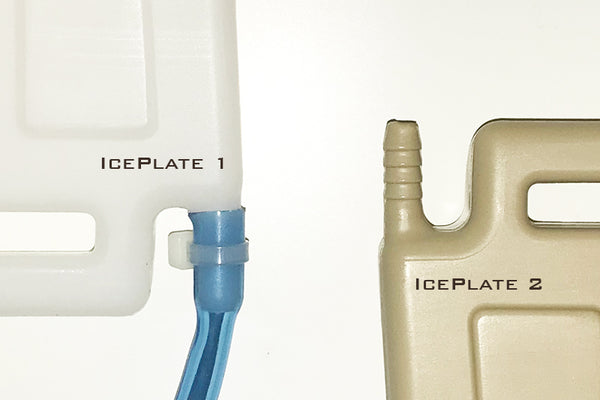 iceplate 1 vs iceplate 2 port comparison