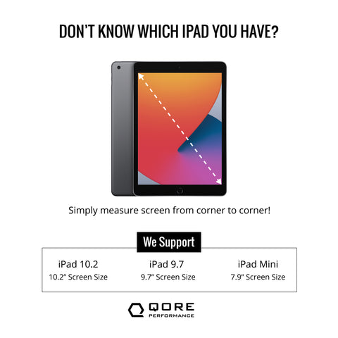 What size iPad do I have? How to find out your iPad model for IceCase iPad Cooling cases