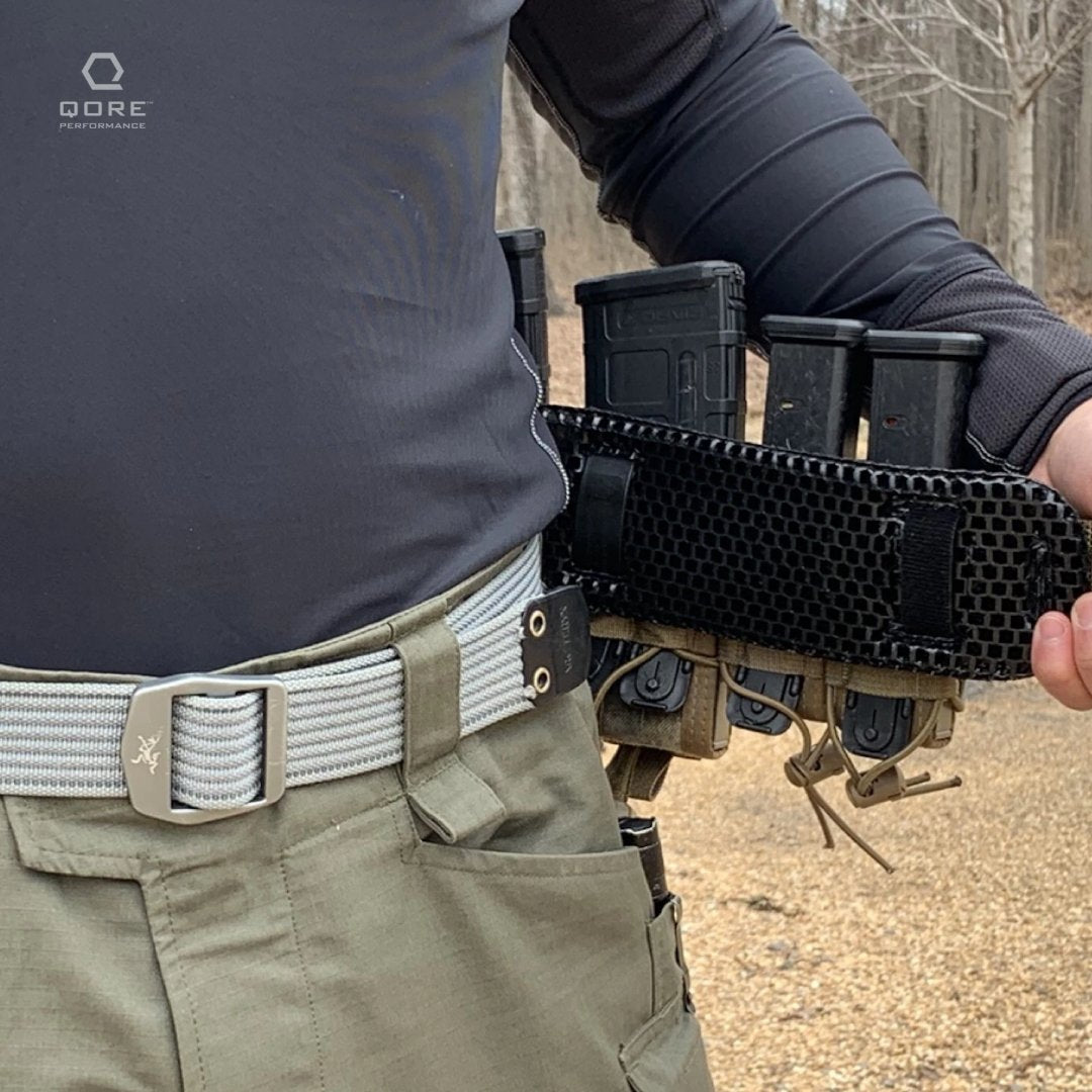 IceVents are the most comfortable and most advanced pad for duty belts