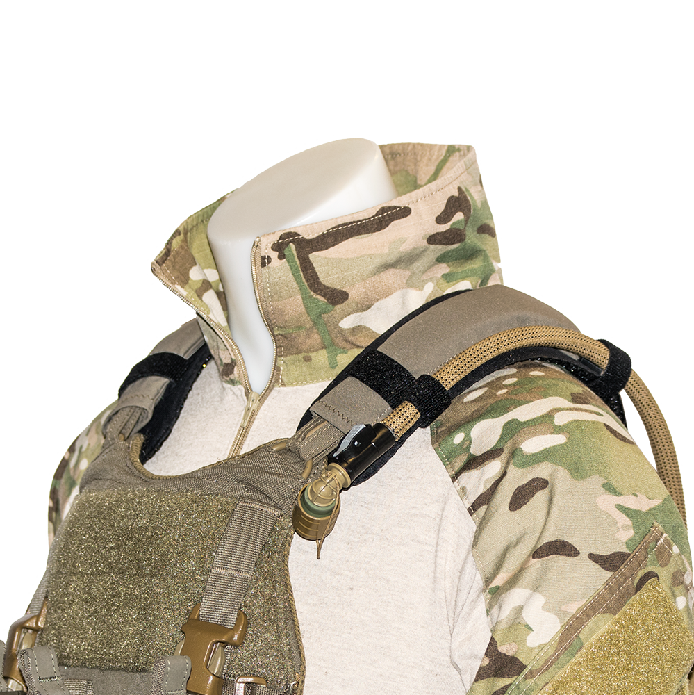 IceVents Classic (10-Pack): Shoulder Pads / Body Armor Ventilation / Duty Belt Padding / Headband Pad