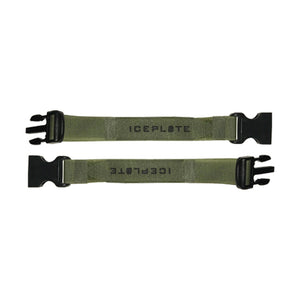 IcePlate Side Release Armor Straps