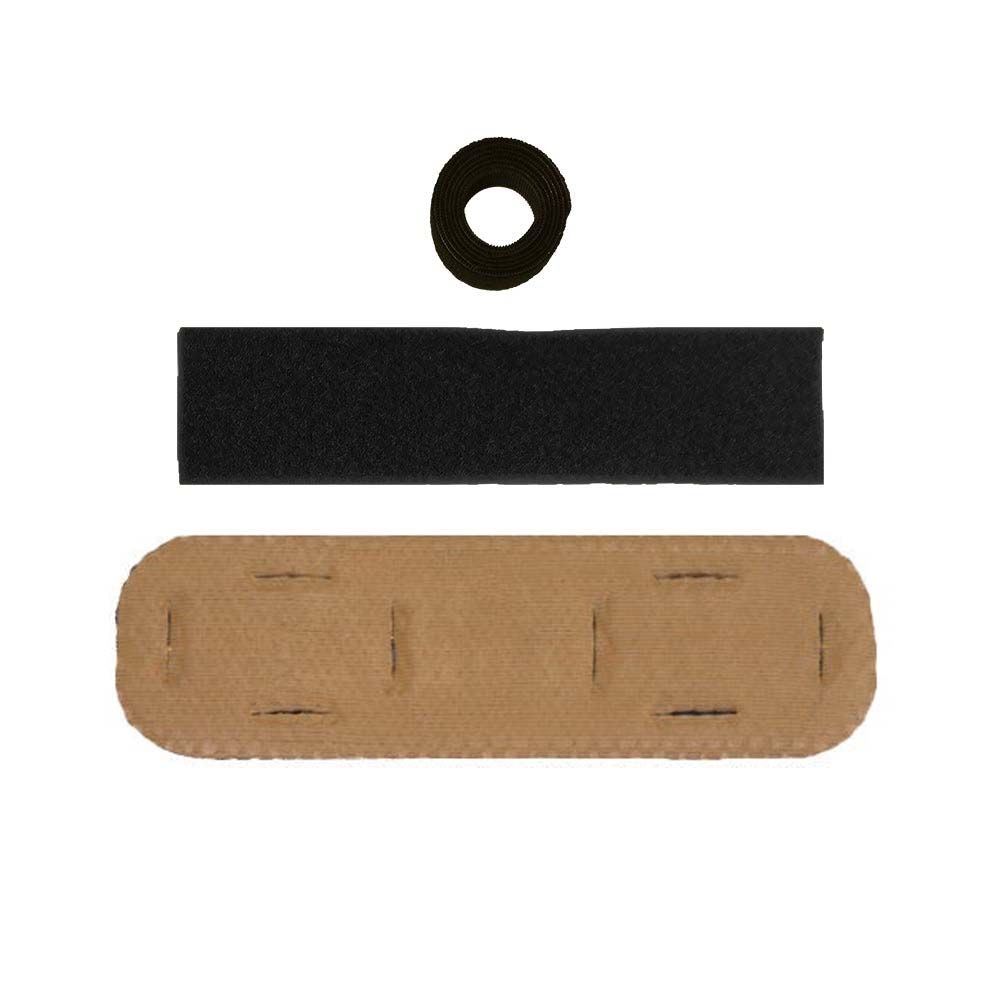 IceVents (1-Pack): Universal Ventilated Headband Pad for Hearing Protection
