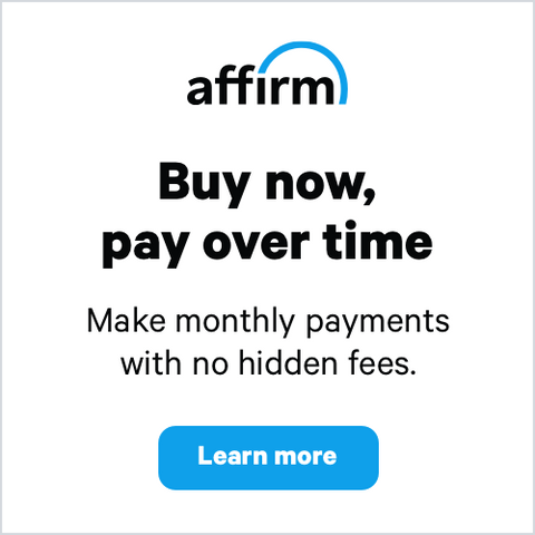 Pre-Qualify for Affirm Monthly Payments - TornadoBlender.com