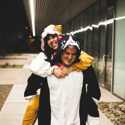 Our Top Matching Kigurumi for Halloween