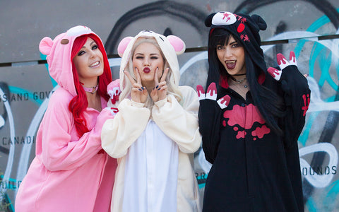 "Will the ""Real"" Kigurumi Please Stand Up?"