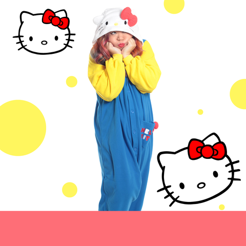 New Style Week Day 4: 70s Hello Kitty