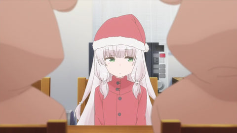 The Caretaker Santa, and her Reindeer Kigurumi