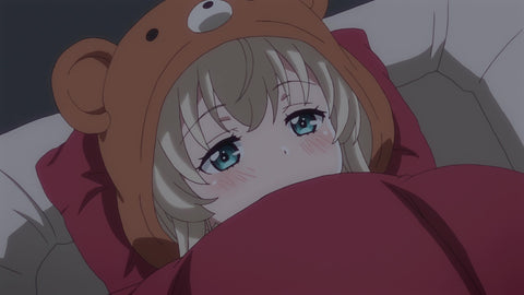 Waking Up in a Kigurumi in an Unfamiliar Place
