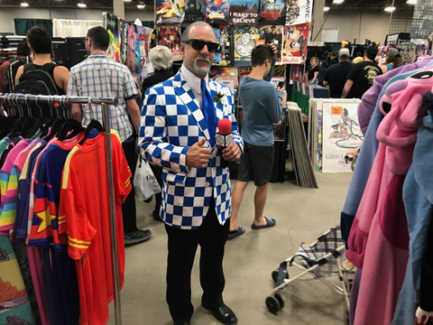Don Cherry Cosplay