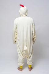 Chicken Onesie Kigurumi Animal Costume Adult Pajamas