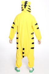Cute Tiger Onesie Kigurumi Animal Costume Adult Pajamas