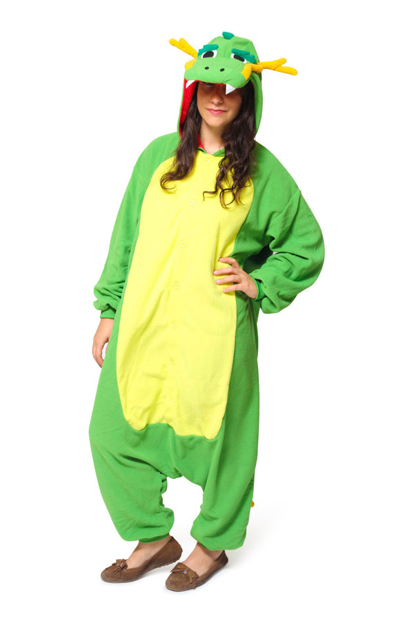 Dragon Animal Kigurumi Adult Onesie Costume Pajamas Main