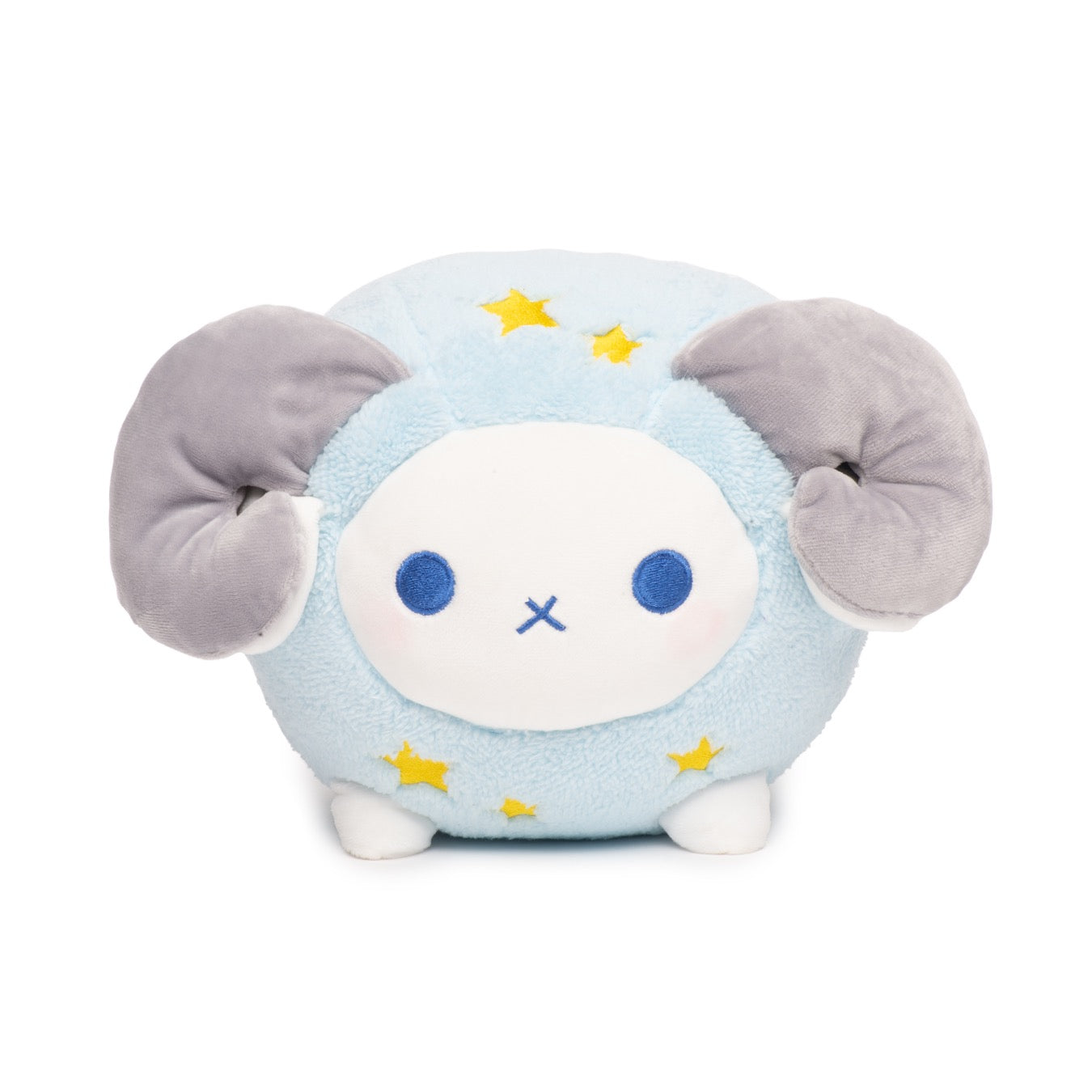 Giant Blue Solram Plush