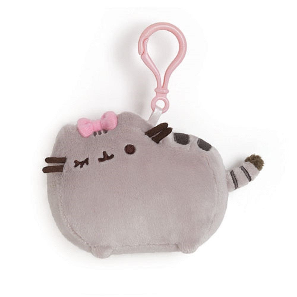 Pusheen the Cat Bow Clip
