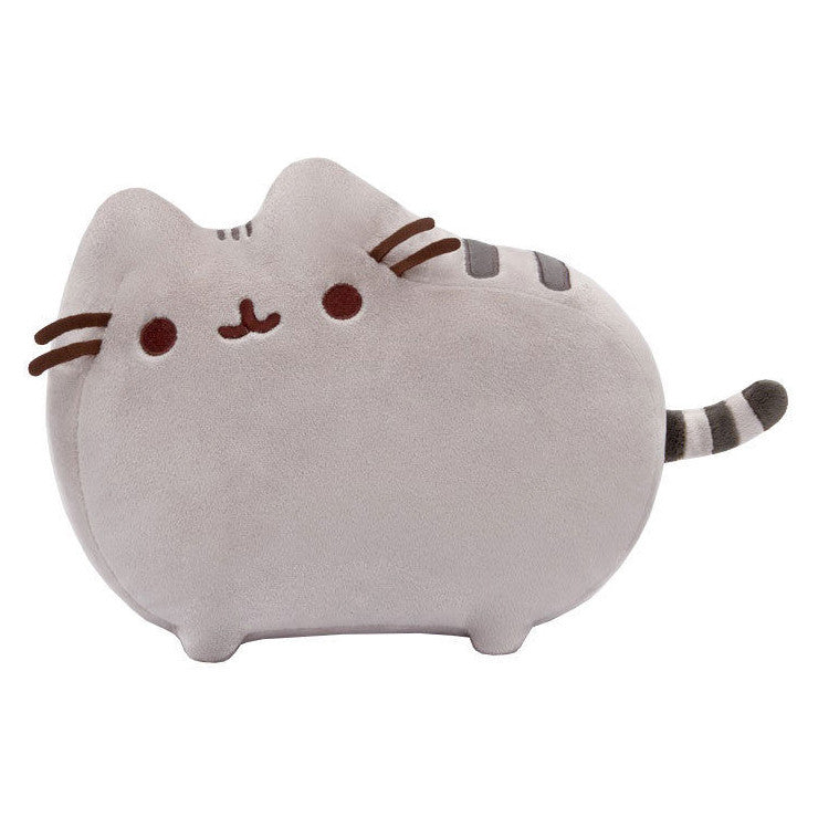 "Pusheen the Cat 6""L grey plush"