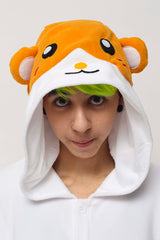 Hamster Onesie Kigurumi Animal Costume Adult Pajamas