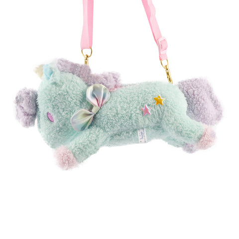 Little Twin Stars Unicorn Plush Purse