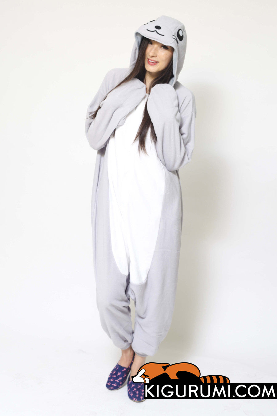 Seal Kigurumi Onesie Animal Costume Pyjamas