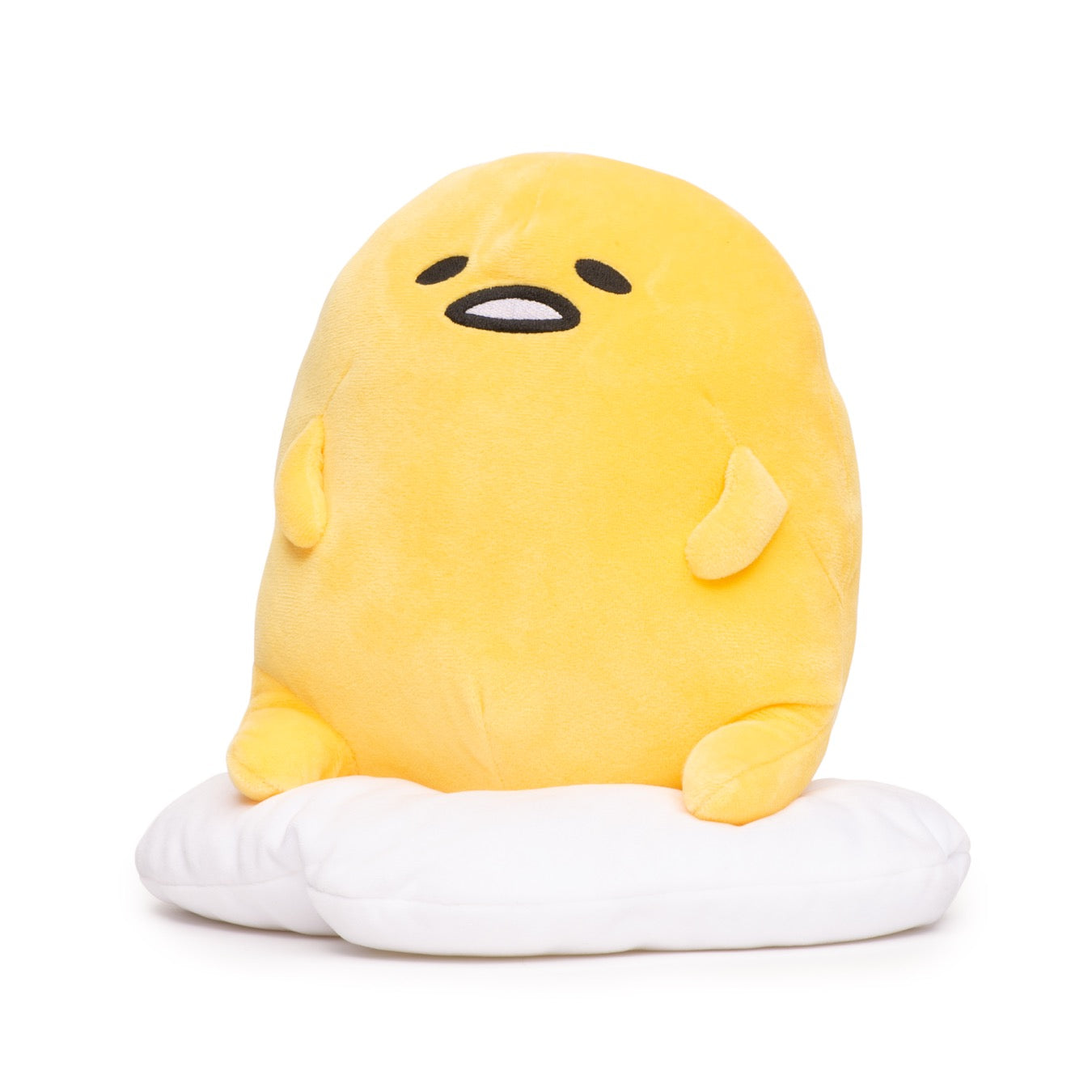 Gudetama Signature Sitting Plush