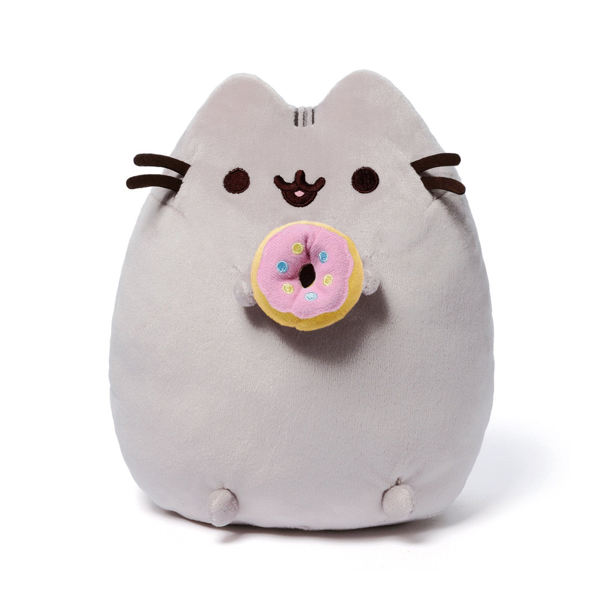 "Pusheen the Cat 10"" Donut Plush"