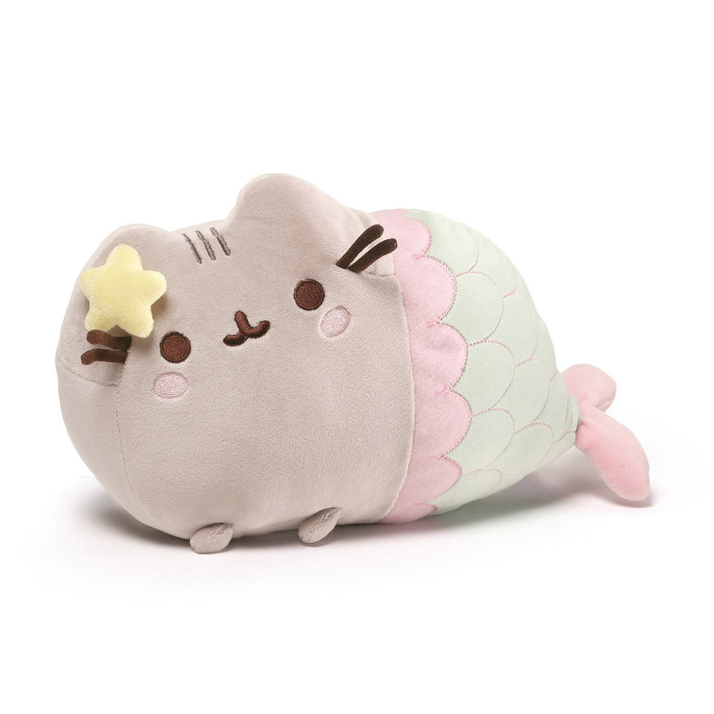 Pusheen the Cat Mermaid Plush