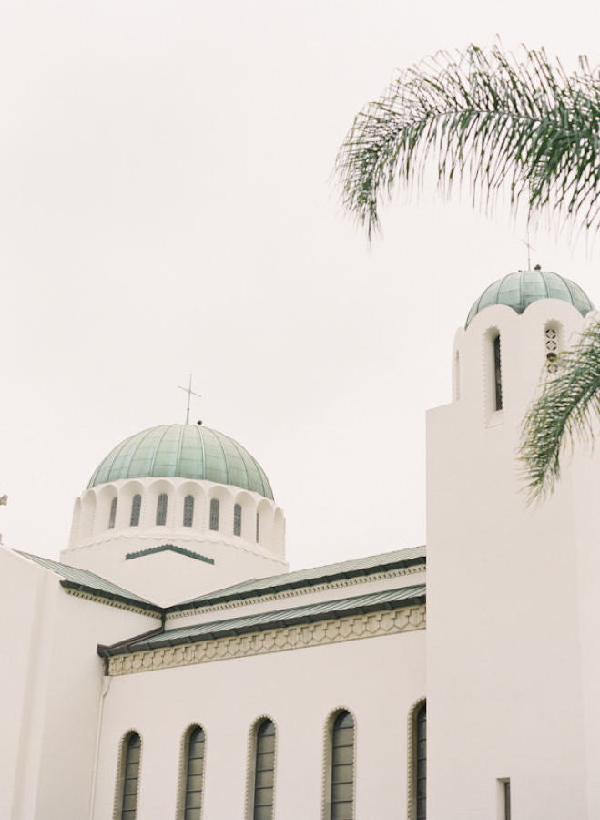 St. Sophia Cathedral Los Angeles California