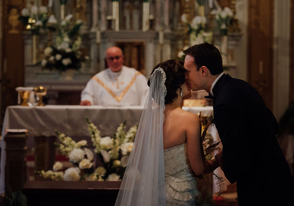 cathedral length mantilla veil