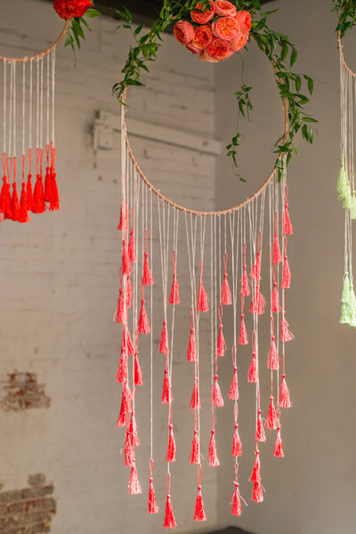 Dreamcatcher boho chic wedding inspiration