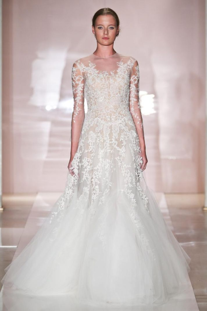 Bridal Lace Trends for 2014