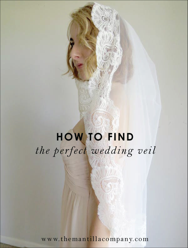 How To Pick The Right Wedding Veil