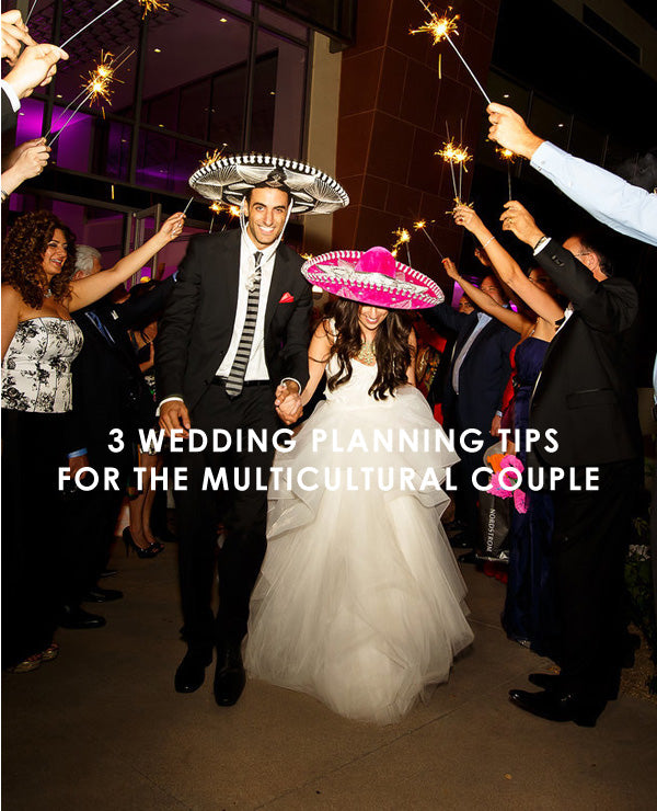 3 Wedding Planning Tips for the Multicultural Couple